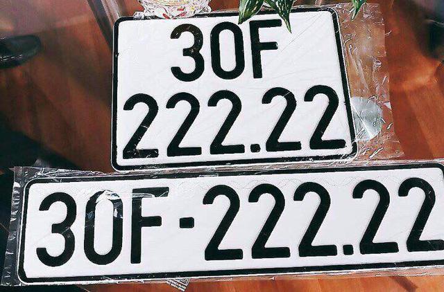 Tra cứu ý nghĩa của biển số xe máy, xe ô tô